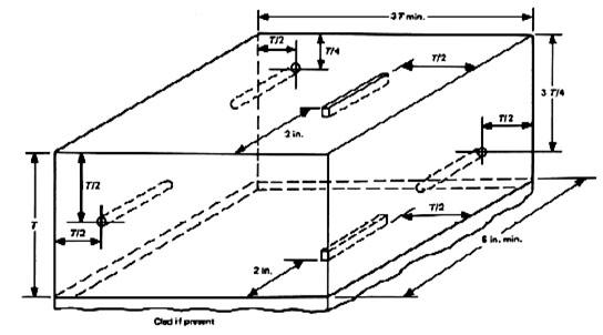 Các tiêu chuẩn về quá trình kiểm tra không phá huỷ