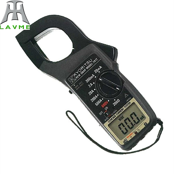 Ampe kìm đo dòng rò Model: 2412