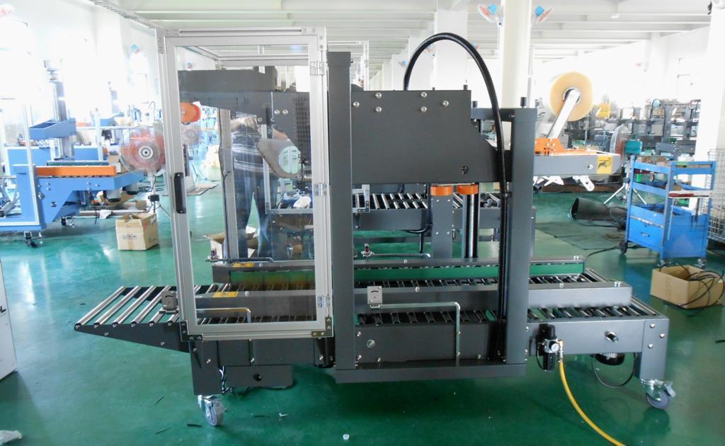 Máy dán thùng bán tự động CHS 6605 SL2H1