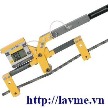 Hình ảnh máy đo lực căng cáp thép Quick Balance