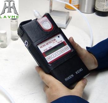 Thiết bị đo khí formandehyde