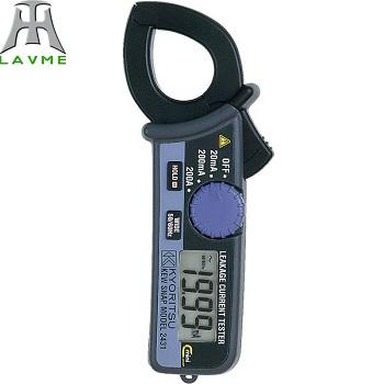 Ampe kìm đo dòng rò Model: 2431