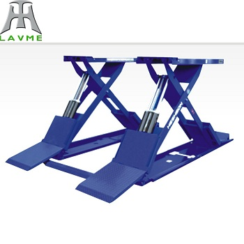 Cầu nâng cắt kéo sức nâng 3 tấn