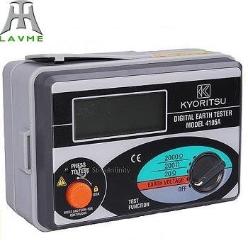 Đồng hồ đo điện trở đất Model: 4105A