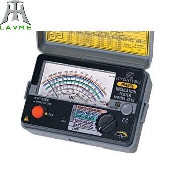 Đồng hồ đo điện trở cách điện Model: 3315