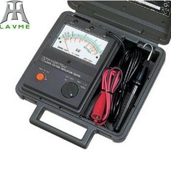 Đồng hồ kiểm tra cách điện cao thế Model: 3121