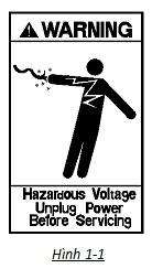 cảnh báo máy dán băng dính 1