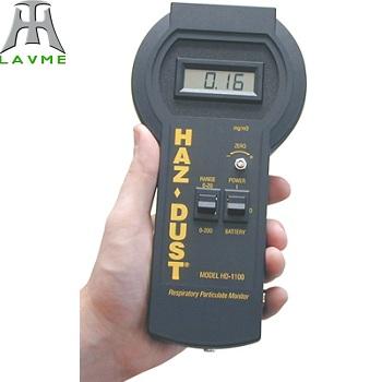 Thiết bị đo bụi cầm tay Model : HD1100