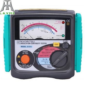 Đồng hồ kiểm tra độ cách điện và tính liên tục