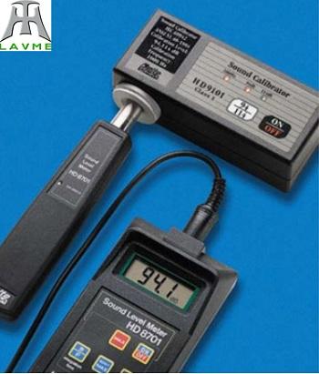 Thiết bị đo độ ồn