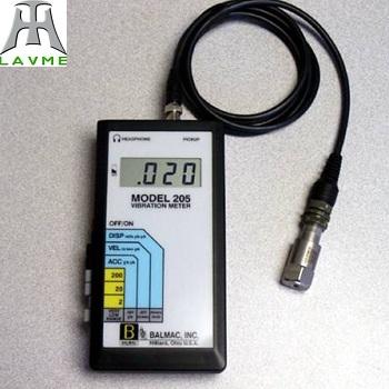 Máy đo độ rung model: 205