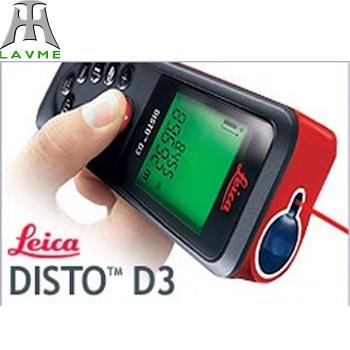 Máy đo khoảng cách model : DISTO D3
