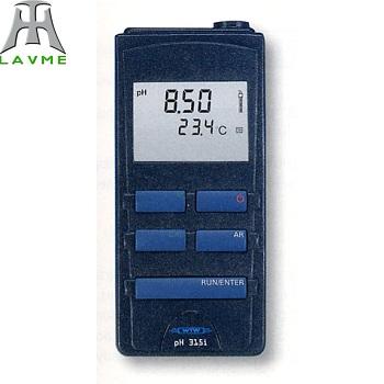 Máy đo pH, mV và nhiệt độ loại cầm tay