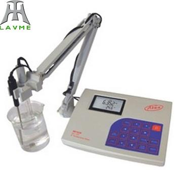 Máy đo pH, mV và nhiệt độ loại để bàn