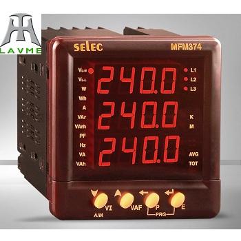 Thiết bị đo công suất model: MFM374