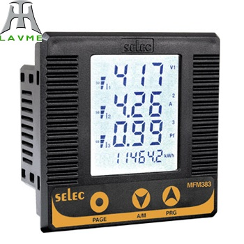 Thiết bị đo công suất model: MFM383