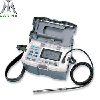 Thiết bị đo vận tốc gió, áp suất, nhiệt độ trong đường ống thông hơi