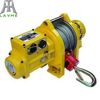 Tời điện Compact sử dụng dưới mặt đất
